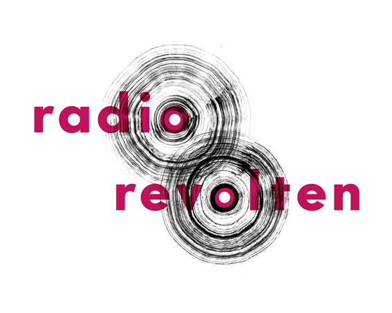 This might be the Radio Revolten logo, or it might not...
